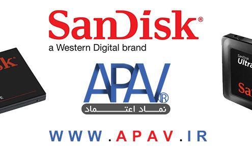 تعمیر و ریکاوری هارد سندیسک Sandisk